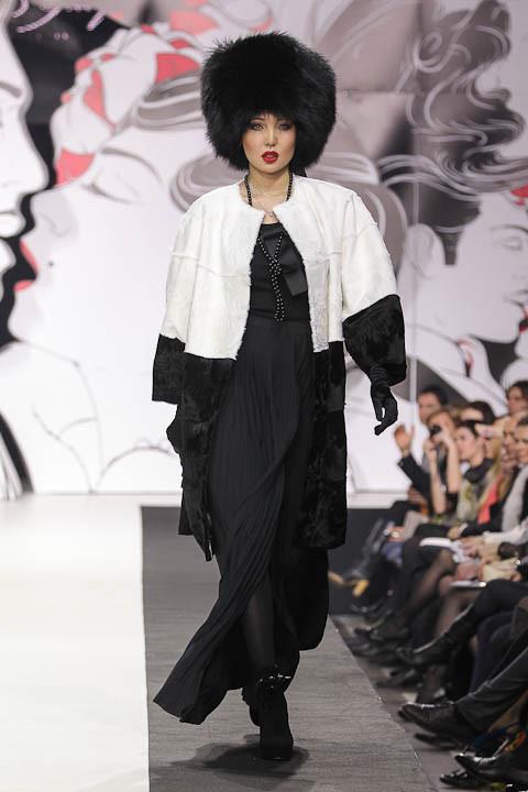 """Коллекция """"La Femme Magnifique"""" Модного Дома Игоря Гуляева. Изображение № 19."""