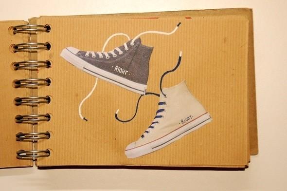 Изображение 58. Блокнот португальского дизайнера Gustavo Costa.. Изображение № 58.