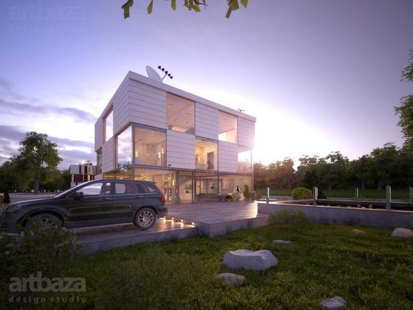 Проект и строительство дома Modul. Изображение № 5.