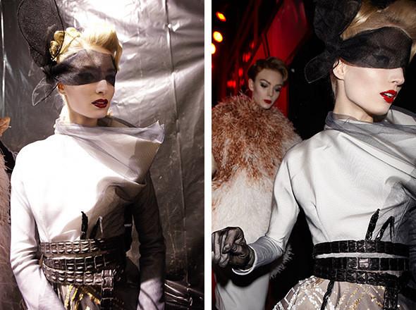 Изображение 2. Репортаж с бэкстейджа показа Dior Haute Couture SS 2011.. Изображение № 16.