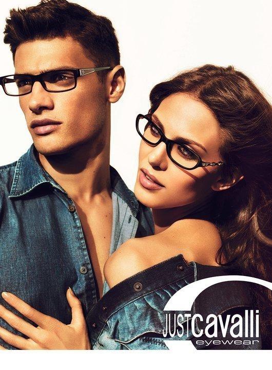 Превью кампаний: Just Cavalli Undewear & Eyewear FW 2011. Изображение № 3.