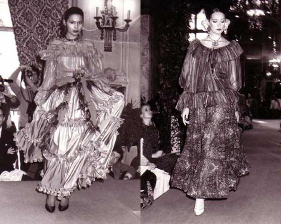 Архив: коллекции Yves Saint Laurent 1962-1999. Изображение № 13.