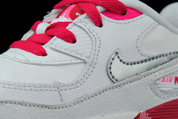 NIKE AIR MAX 90 TD (TODDLER). Изображение № 2.