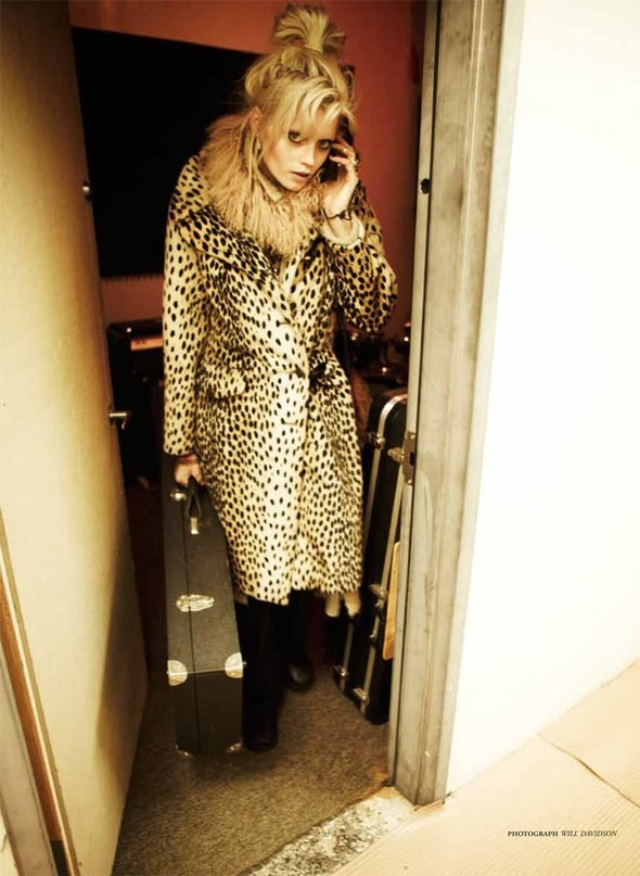 Abbey Lee Kershaw & Our Mountain. Изображение № 5.
