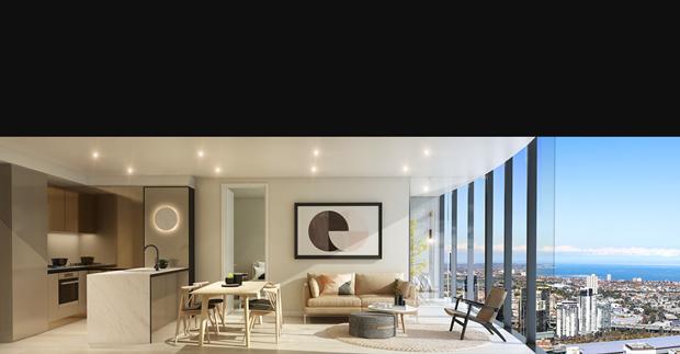Бюро представило вдохновлённый клипом Бейонсе небоскрёб. Изображение № 14.