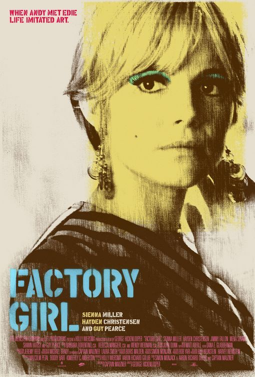 Edie Sedgwick – When Andy met Edie life imitated art. Изображение № 12.