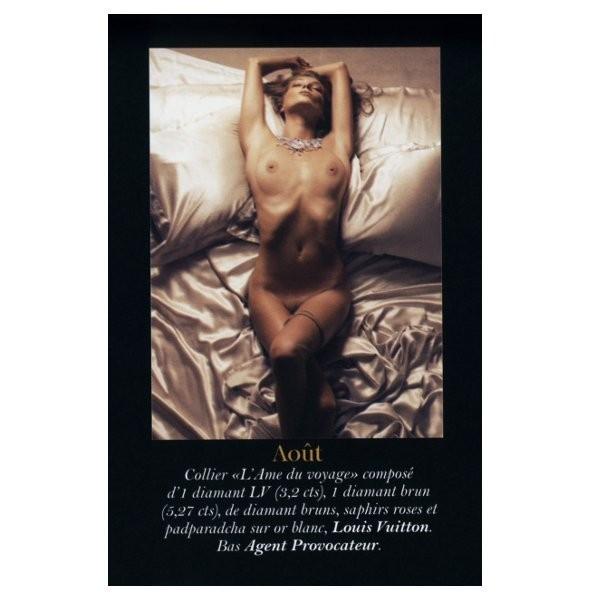 Полная версия календаря французского Vogue на 2011 год. Изображение № 8.
