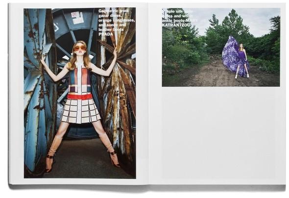Съёмка: Терри Ричардсон и Линдси Уикссон для Purple Fashion. Изображение № 9.