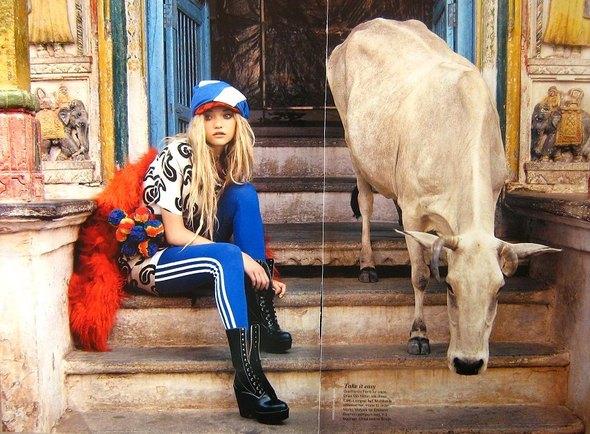 Индийское лето (Vogue Australia). Изображение № 1.