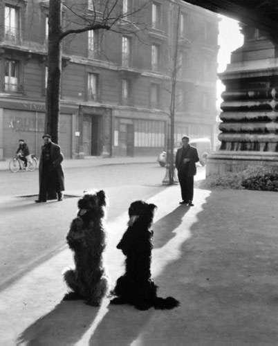 Paris, etmoi, jet'aime. Robert Doisneau. Изображение № 7.