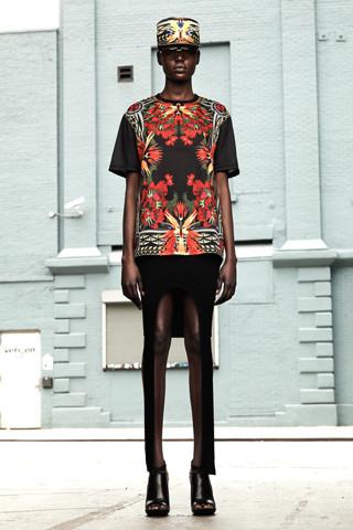 Изображение 17. Лукбуки Resort 2012: Givenchy, Lanvin.. Изображение № 17.