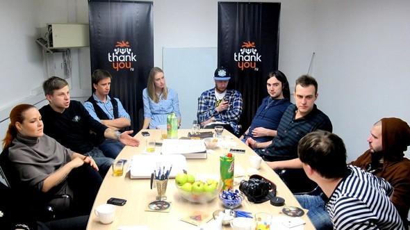 Фоторепортаж с музыкальной конференции ThankYou.ru. Изображение № 1.