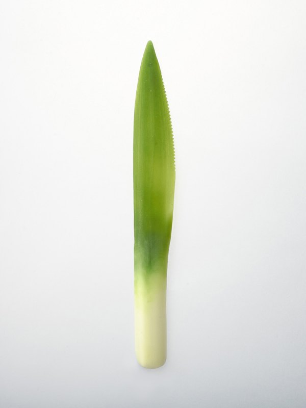 Дизайнер создала биоразлагаемые столовые приборы в форме овощей. Изображение № 4.