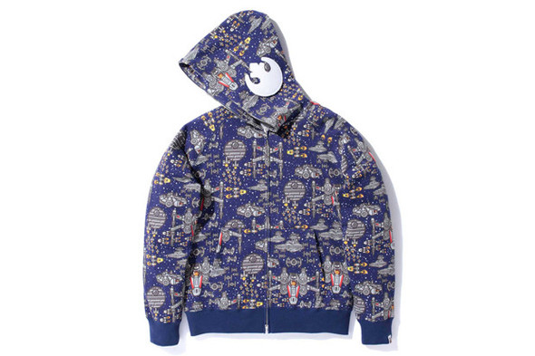 A BATHING APE X STAR WARS 2012. Изображение № 8.
