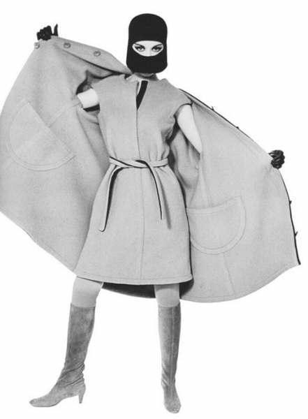 Пегги Моффитт-модель 60х. Изображение № 7.