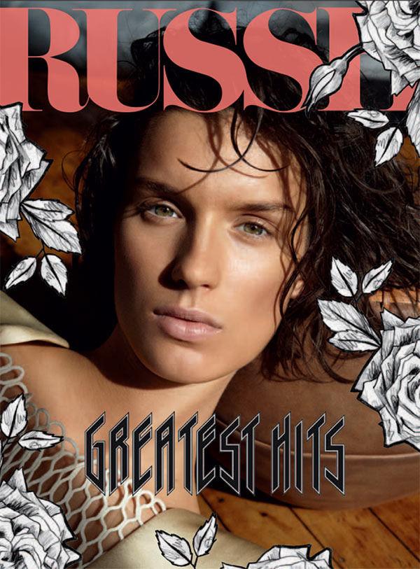 Interview, Muse, Russh и другие журналы показали новые обложки. Изображение № 4.