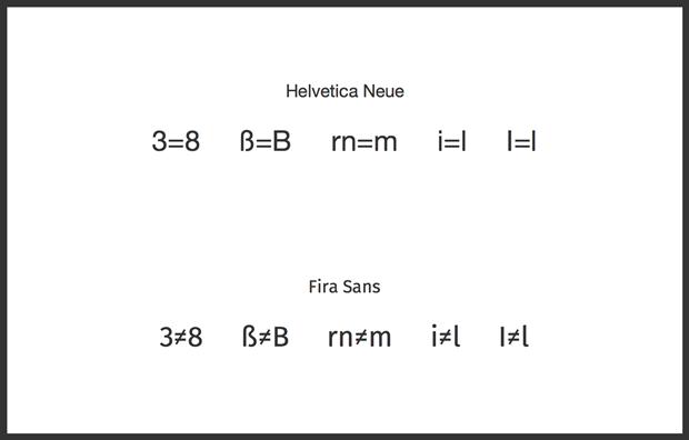 Дизайнер выбрал хорошие шрифты для интерфейсов. Изображение № 9.