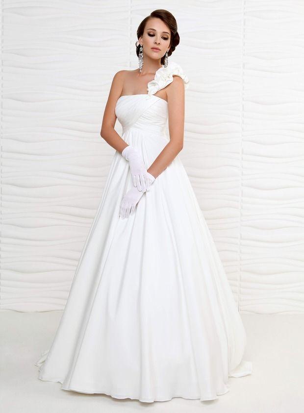 Свадебная Коллекция  от дизайнера Татьяна Каплун-Kookla 2013 ( Simple White ). Изображение №5.