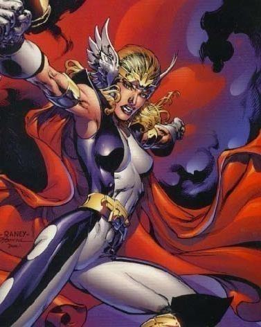 9 супергероинь излодеек комиксов. Изображение № 5.