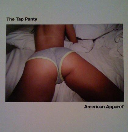 Сексуальная провокация American Аpparel. Изображение № 8.