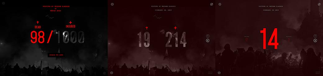 Как создавался виртуальный мемориал Майдана. Изображение № 3.