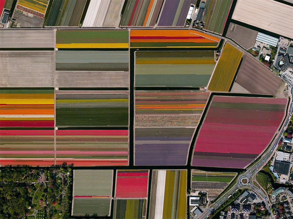 Снимки из космоса, напоминающие о хрупкости природы. Изображение № 25.