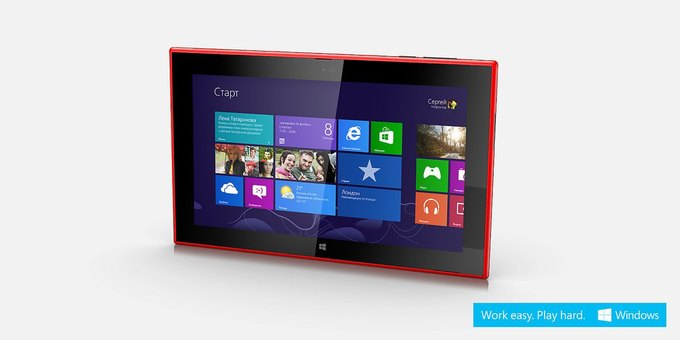 Lumia 2520. Изображение № 2.