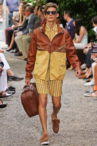 Неделя мужской моды в Милане: День 2. Изображение № 33.