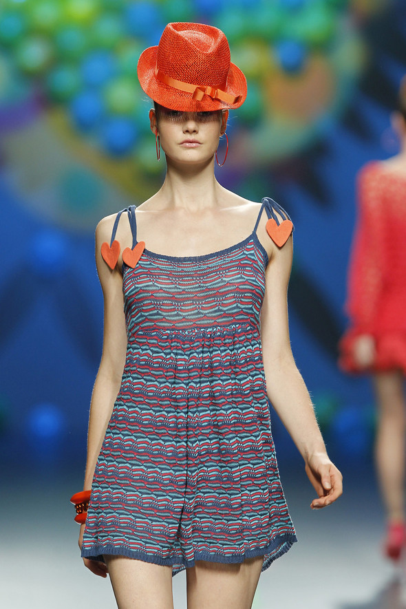 Madrid Fashion Week SS 2012: Agatha Ruiz de la Prada. Изображение № 10.