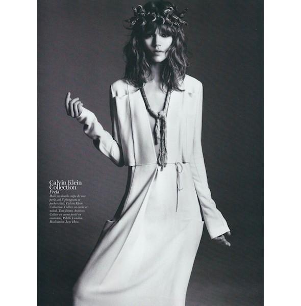 Изображение 42. Съемки: Harper's Bazaar, Industrie, Vogue и другие.. Изображение № 89.
