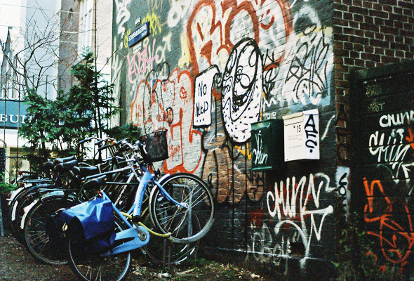 Фестиваль Pitch в Амстердаме: Танцы на бывшей фабрике, велотуры и Северное море. Изображение № 24.