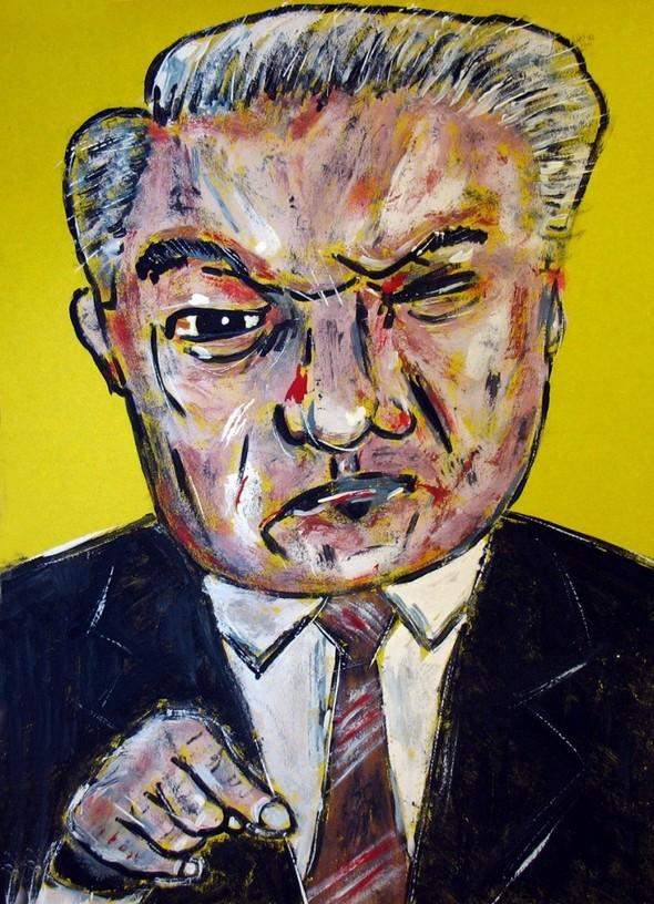 Алексей Уваров. трэш портрет. Изображение № 7.
