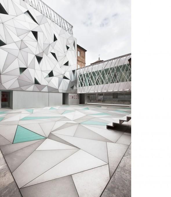 Новые музеи современного искусства: Рим, Катар и Тель-Авив. Изображение №33.