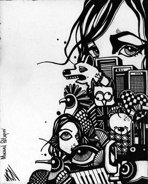 Rock Art от Миши Потапова. Изображение № 3.