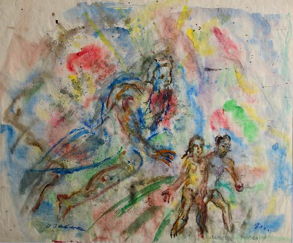 Художник Исай Михайлович Зейтман (1899 – 1996). Изображение № 4.