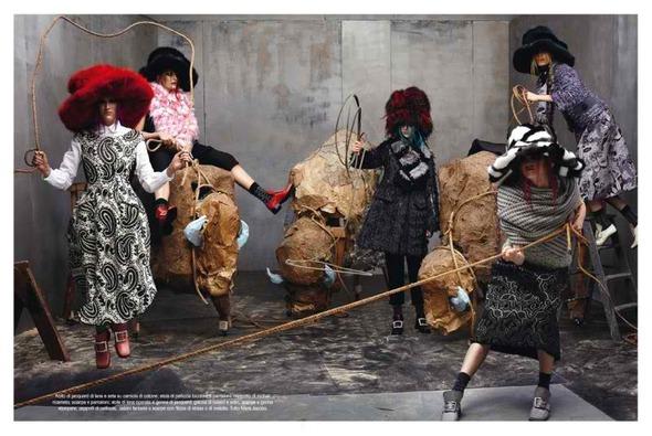 Marc Jacobs FW 2012. Изображение № 6.