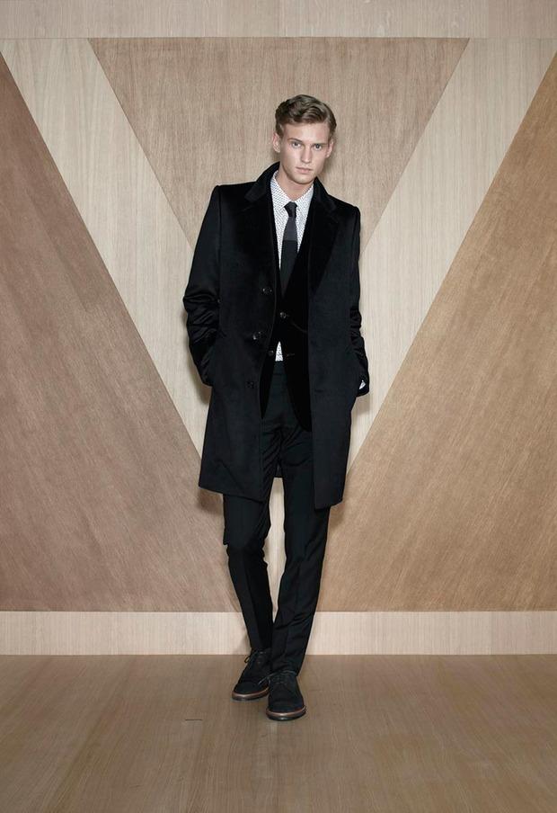 Мужские лукбуки Alexander McQueen, Comme des Garcons, Louis Vuitton и Club Monaco. Изображение № 48.