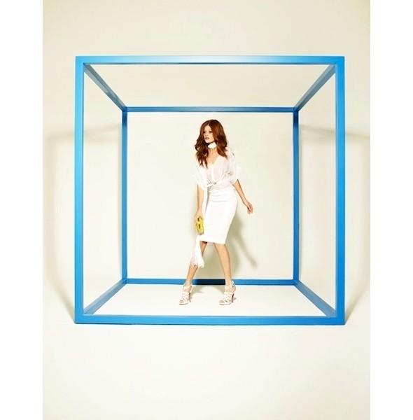 Изображение 33. Рекламные кампании: Calvin Klein White Label, Enrico Coveri и Kenzo.. Изображение № 33.