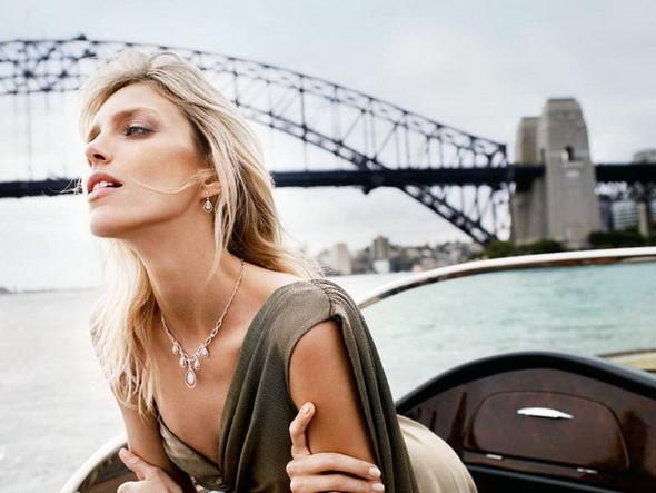 Изображение 25. Аня Рубик в рекламе Apart Jewelry.. Изображение № 25.