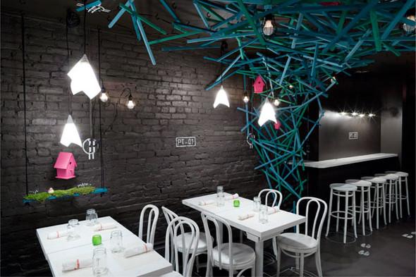Место есть: Новые рестораны в главных городах мира. Изображение № 57.