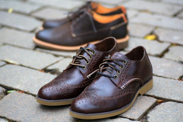 Мужские ботинки Sperry Top-Sider осень-зима 2012. Изображение №2.