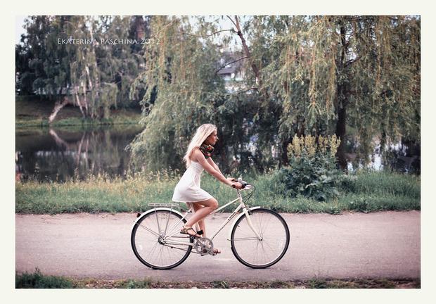 VELOVE. Любовь, Девушки, Велосипеды.. Изображение № 7.