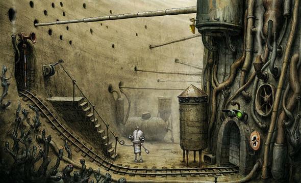 «Machinarium». Изображение № 8.