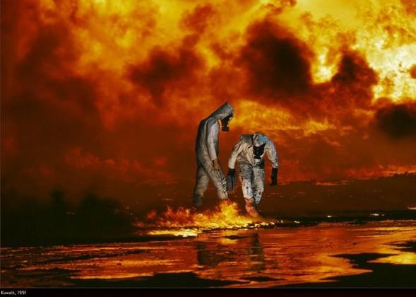 Война через объектив камеры Стива МакКарри. Изображение № 1.