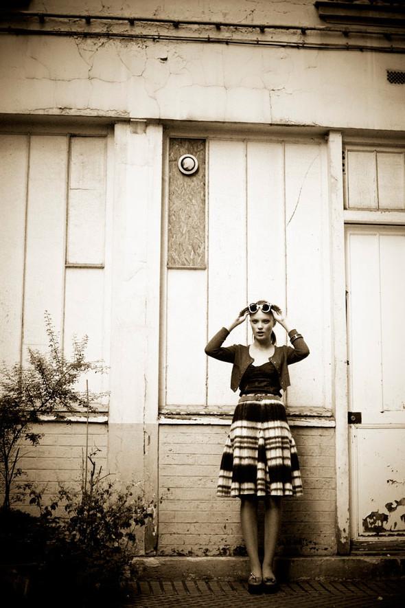 Съёмка: Нати Чабаненко для LoveCat. Изображение № 9.