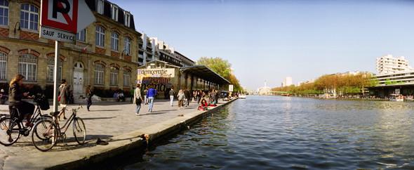 Изображение 2. Париж: Восток.. Изображение № 4.