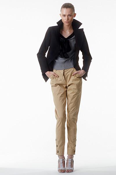Лукбук: Vivienne Westwood Anglomania SS 2012. Изображение № 13.