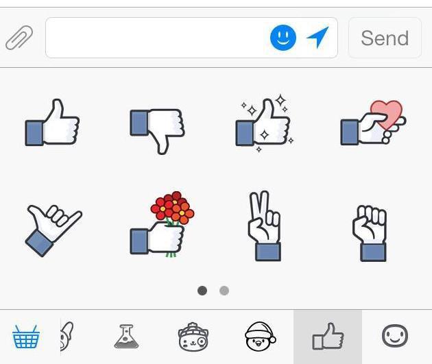 Лайк дня: В Facebook появился «дислайк». Изображение № 1.