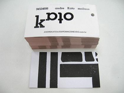 70 Нетривиальных визиток. Изображение № 36.