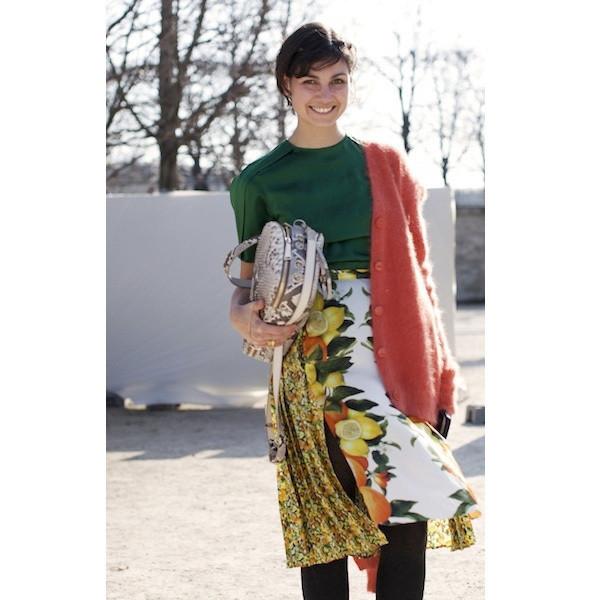 Изображение 11. На полях: 10 тенденций уличного стиля с прошедших недель моды.. Изображение № 11.